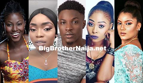 Big Brother Naija 2017 Week 3 Nominations, 5 Housemates Up For Possible Eviction