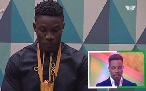 Bassey Evicted From Big Brother Naija 2017