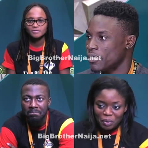 Big Brother Naija 2017 Day 52 Diary Sessions