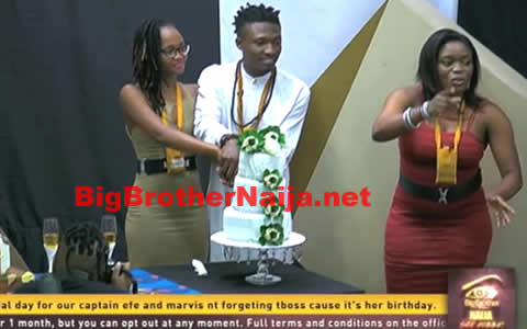 Day 46: Housemates Win 100% Wager For Big Brother Naija 2017 Week 7