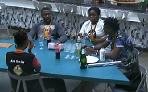 Big Brother Naija 2017 Day 67: Housemates Say TBoss Is Selfish For Hiding Things Meant For The Entire House Use