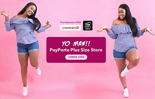 Uriel Oputa Signed As PayPorte Fashion Ambassador