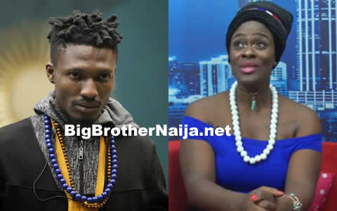 Uriel Wants Efe To Win Big Brother Naija 2017