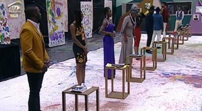 Housemates Lose Their 100% Wager For Big Brother Naija 2017 Week 6