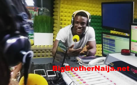 Interview: Bassey Says He Want Debie-Rise To Win Big Brother Naija 2017