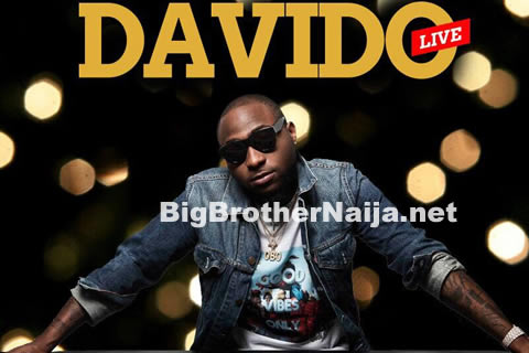 Big Brother Naija 2017 Day 70: Davido To Perform During Live Eviction Show