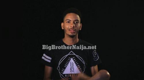 K. Brule 'Kelvin Brouillette' Proifle On Big Brother Naija 2018