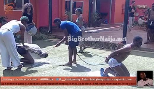 Miracle And Dee-One Big Brother Naija 2018 Birthdays