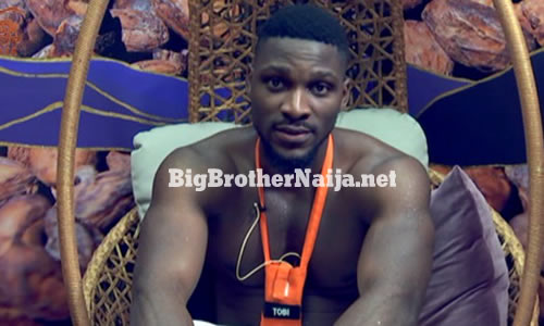 Tobi Bakre wins the Head of House for Big Brother Naija 2018 Week 2