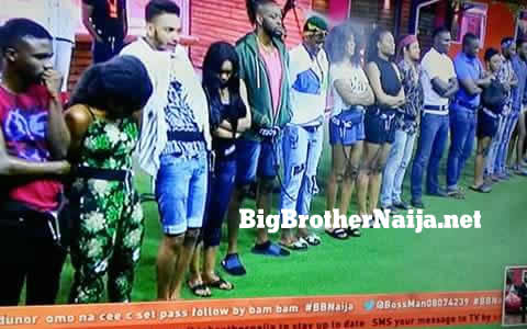 Big Brother Punishes Disobedient Big Brother Naija 2018 Housemates