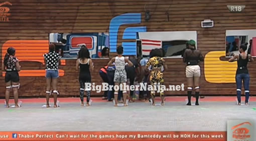 Big Brother Naija 2018 Week 4 Head of House Qualifier Challenge