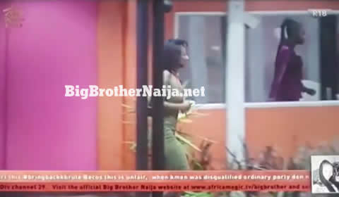 Anto Lecky And Khloe Re-Enter The Big Brother Naija House
