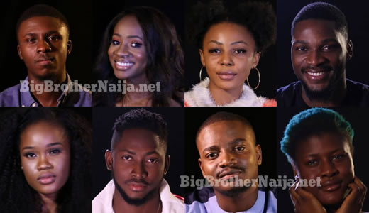 Big Brother Naija 2018 Week 6 Nominated Housemates' Pairs