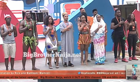 Big Brother Sets The Housemates Wager For Big Brother Naija 2018 Week 6 At 100%