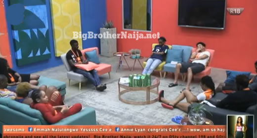 Big Brother Naija 2018 Housemates Lose Their 100% Wager For Week 6