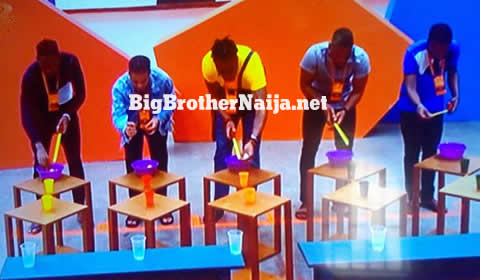 Big Brother Naija 2018 Week 7 Head of House Qualifier Challenge