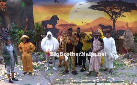 Big Brother Naija 2018 Housemates Win Week 7 Wager