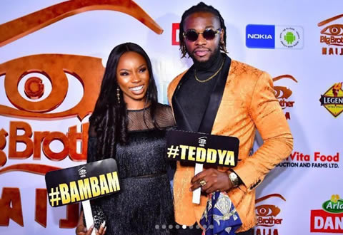 Teddy A And Bambam's Big Brother Naija 2018 Eviction Party