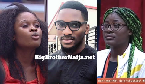 Battle For Tobi Bakre Between Cee-C And Alex Asogwa