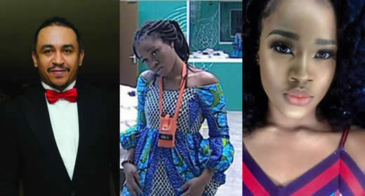 Cee-C Supported By Daddy Freeze Over Dress Scandal