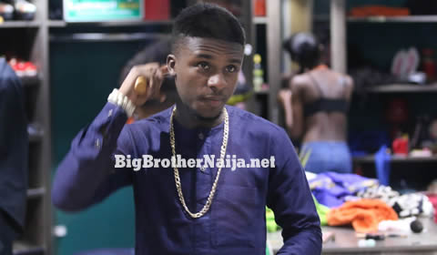 Lolu Evicted From Big Brother Naija 2018
