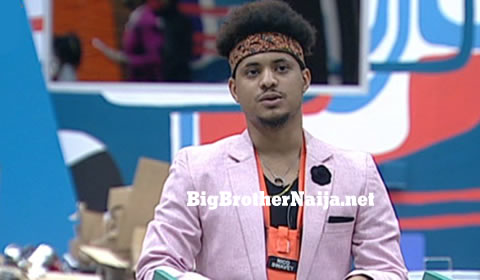 Rico Swavey Evicted From Big Brother Naija 2018