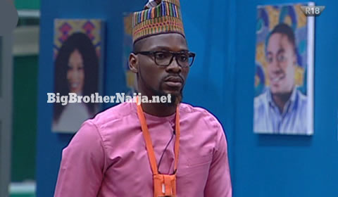 Big Brother Naija 2018 Grand Finale: Tobi Bakre Evicted