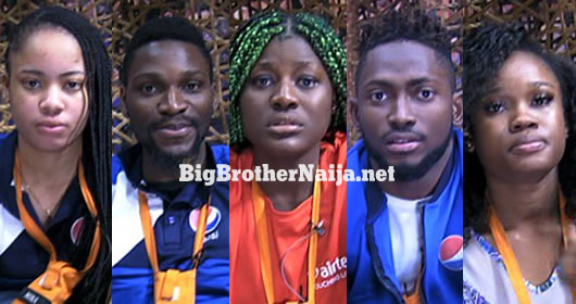 Big Brother Naija 2018 Finalists