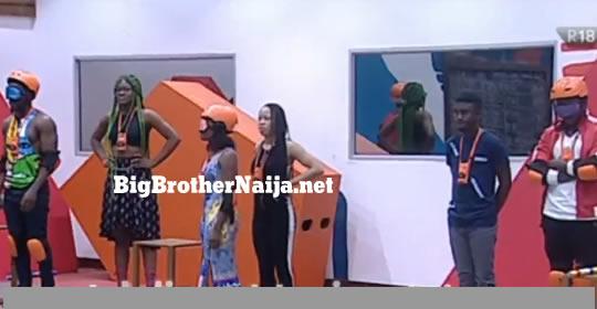 Big Brother Naija 2018 Week 11 Head Of House Qualifier Challenge