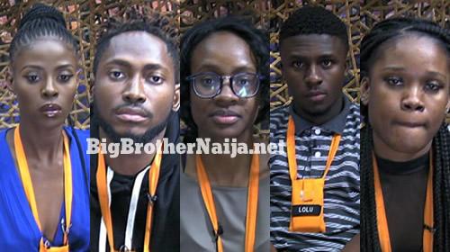 Big Brother Naija 2018 Week 11 Nominated Housemates