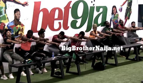 Big Brother Naija 2019 Day 22 Live Feed Updates