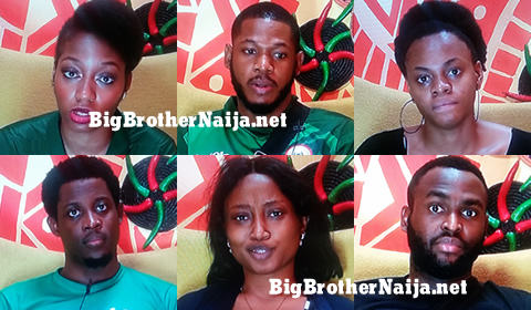 Big Brother Naija 2019 Housemates Reveal Who They Wrote Their Love Letters and Poems To
