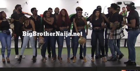 Big Brother Naija 2019 Housemates Win Week 3 Wager