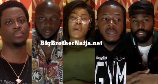 Big Brother Naija 2019 Week 3 Nominated Housemates