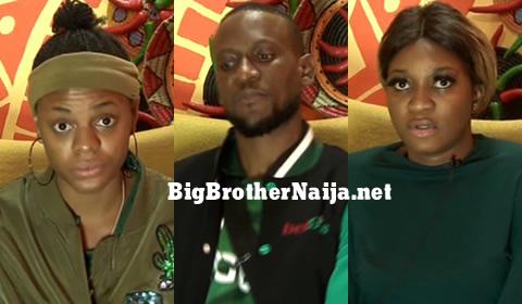 Big Brother Naija 2019 Week 4 Nominations