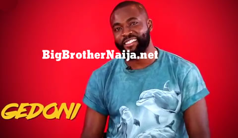 Ekpata Gedoni Big Brother Naija 2019 Housemate