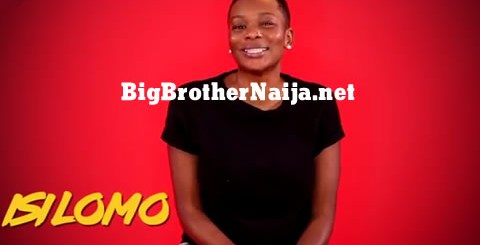 Isilomo Braimoh Big Brother Naija 2019 Housemate