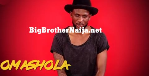 Omashola Big Brother Naija 2019 Housemate