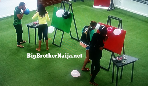 Big Brother Naija Season 4 Week 7 Nominations Challenge