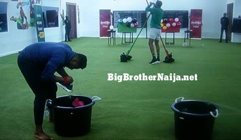 Big Brother Naija Season 4 Week 7 Nominations Challenge