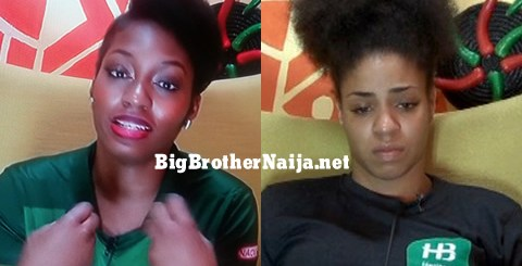 Khafi Kareem and Venita Fight Over An Acting Role on Day 43 Of Big Brother Naija Season 4
