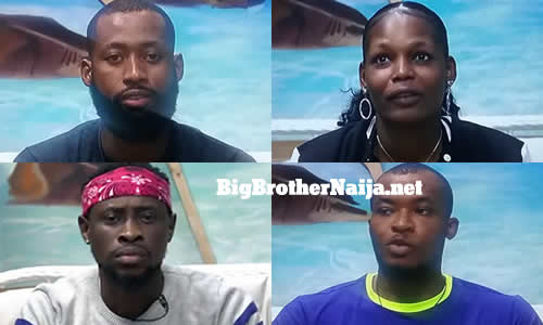 Big Brother Naija 2020 week 3 voting results