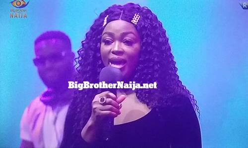 Ka3na Kate Jones evicted from Big Brother Naija season 5 on day 14