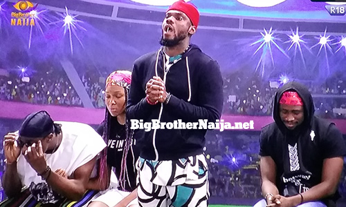 Prince the Big Brother Naija 2020 week 7 deputy Head of House