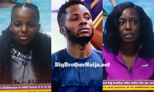 Tolanibaj, Brighto and Wathoni evicted from Big Brother Naija 2020 on day 42