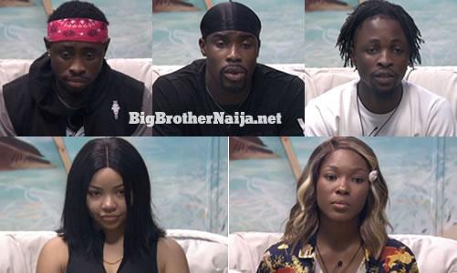 Big Brother Naija 2020 Week 8 Nominations