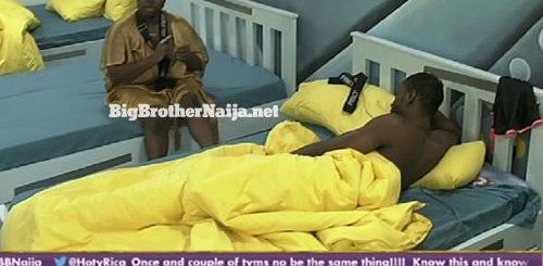 Dorathy and Prince conversation on Big Brother Naija 2020 day 51