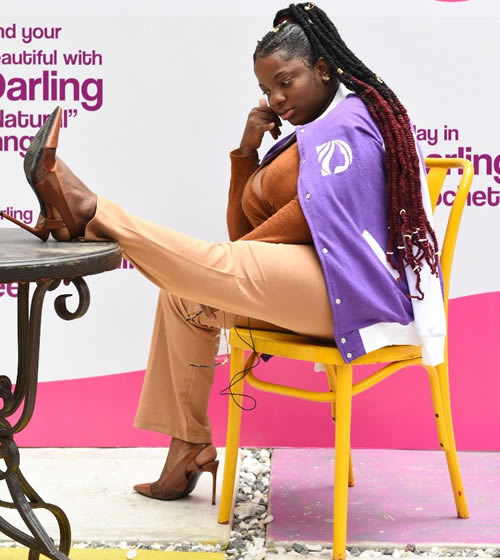 Darling Task: Team Crochet Dorathy's Photo shoot