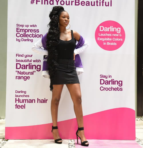 Darling Task: Team Empress, Vee's Photo shoot
