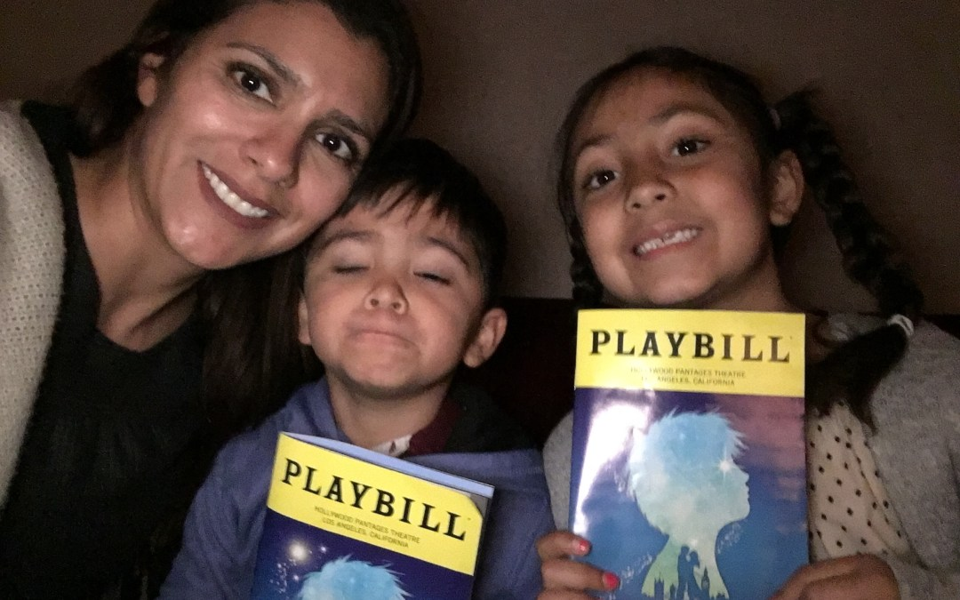 Finding Neverland @ The Pantages in Hollywood, CA.